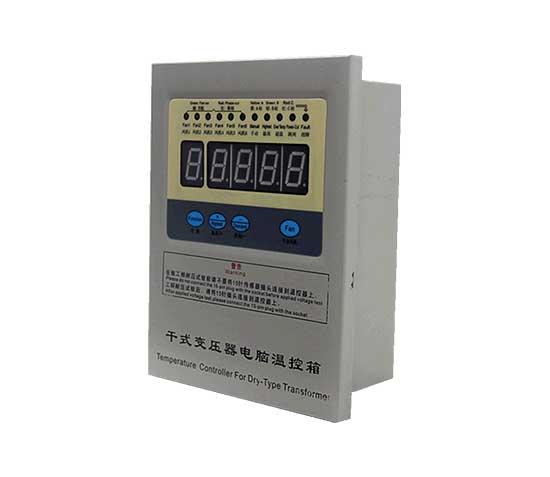 干式变压器温度控制器 干式变压器温度控制仪需注意事项: 1如果已经开孔,请注意安装尺寸,以免开孔过大或过小无法安装。 2本温控仪有两部分:主体和传感器。如果是更换旧产品需注意传感器是否配套的问题。一般来说,厂家不同,传感器的接口和协议也不同,无法交叉配套使用。、 3风机电压。通常都是单相风机,即220V电源,特殊一点则是三相风机,电压为380V。 4是否需要带通讯接口,一般为两种:RS485接口或4-20mA模拟量输出。 中汇电气在机械产品这一领域倾注了无限的热忱和激情,公司一直以客户为中心、为客户创造价