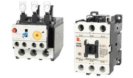 电压断路器,接触器,热继电器的故障处理